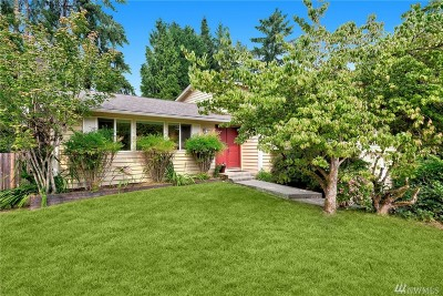 Redmond Single Family Home For Sale: 14108 NE 62nd St