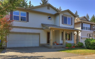 North Bend, Snoqualmie Single Family Home For Sale: 6425 Silent Creek Ave SE