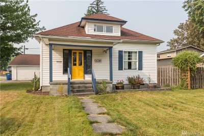 Sedro Woolley Single Family Home Sold: 502 Jameson Ave
