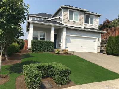 Bonney Lake Single Family Home For Sale: 16401 24th St E