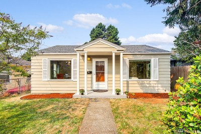 Seattle Single Family Home For Sale: 9029 11th Ave SW