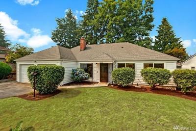 Bellevue Single Family Home For Sale: 2221 168th Ave NE