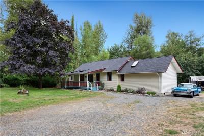 Buckley Single Family Home For Sale: 27416 Lower Burnett Rd E