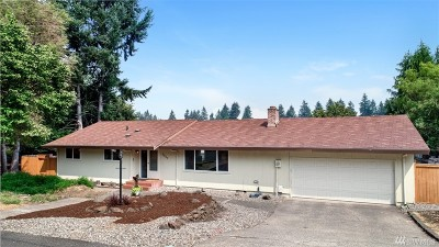University Place Single Family Home For Sale: 3907 70th Av Ct W