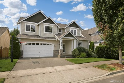Lacey Single Family Home For Sale: 6927 Radius Lp SE