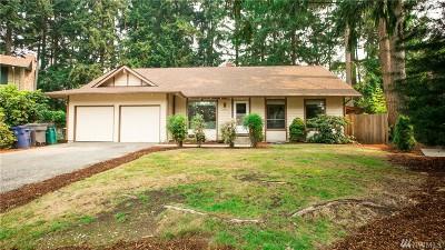 Kirkland Single Family Home For Sale: 11712 NE 141 St Pl