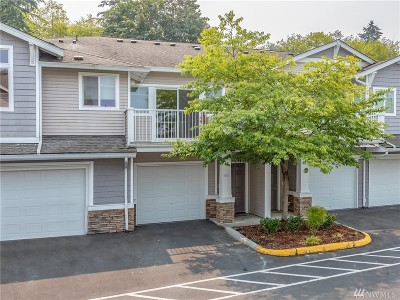 Snohomish Condo/Townhouse For Sale: 14200 69th Dr SE #N3
