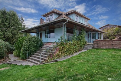 Seattle Single Family Home For Sale: 7253 S Taft St