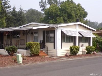Auburn WA Mobile Home For Sale: $96,000