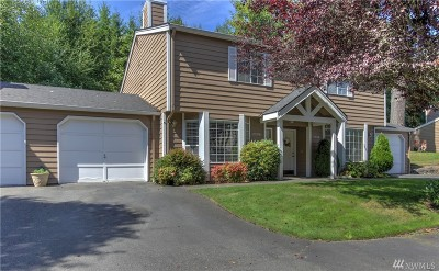 Gig Harbor Condo/Townhouse For Sale: 7796 Skansie Ave