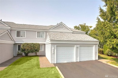 Kent WA Condo/Townhouse For Sale: $297,500