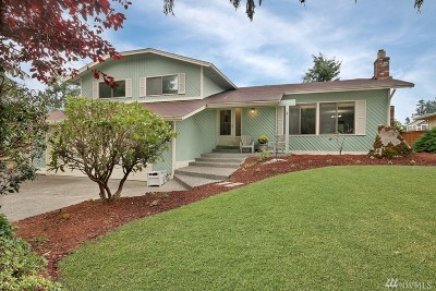 Federal Way Single Family Home For Sale: 31310 31st Ave SW