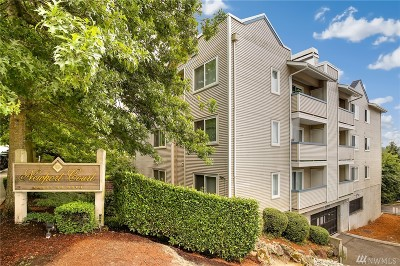 Bellevue Condo/Townhouse For Sale: 12903 SE 38th St #301