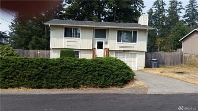 Spanaway Single Family Home For Sale: 16916 20th Ave E