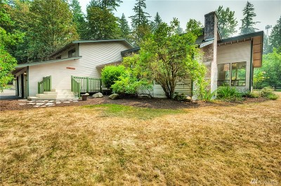 Snohomish Single Family Home For Sale: 12314 226th St SE