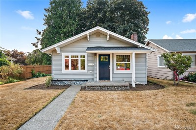 Single Family Home Sold: 719 J St