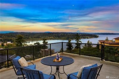 Kirkland Single Family Home For Sale: 11715 90th Ave NE