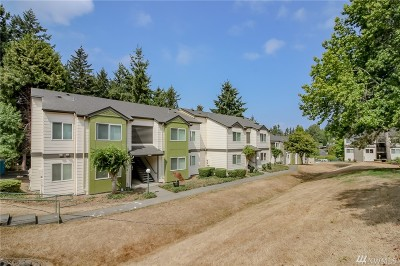Federal Way Condo/Townhouse For Sale: 31500 33rd Place SW #U101