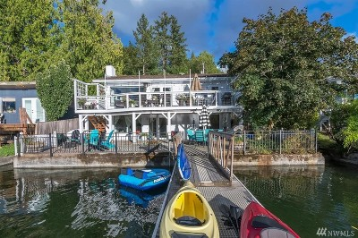 Gig Harbor Single Family Home For Sale: 7406 Ray Nash Dr NW