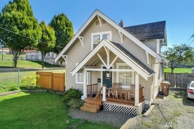 Tacoma Single Family Home For Sale: 2030 E Division Lane