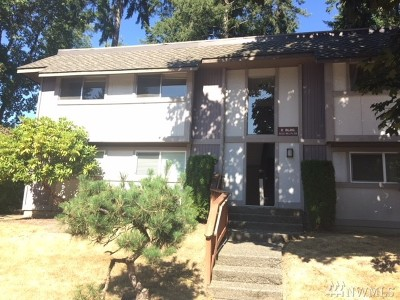 Federal Way Condo/Townhouse For Sale: 32122 SW 320th St #K-5