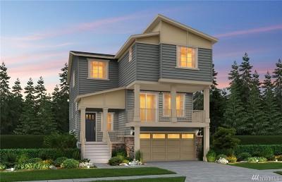 Kirkland Single Family Home For Sale: 13009 137th Dr NE #21