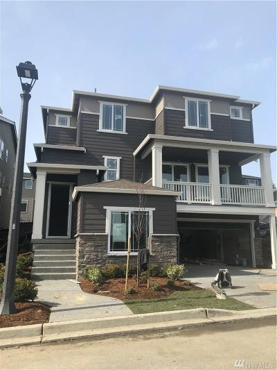 Kirkland Single Family Home For Sale: 13017 137th Dr NE #20