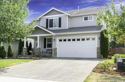 Spanaway Single Family Home For Sale: 20627 73rd Av Ct E