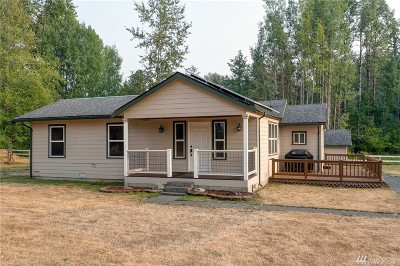 Bellingham Single Family Home For Sale: 2049 Harmony Rd