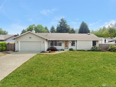 Lacey Single Family Home For Sale: 3829 Golden Eagle Lp SE