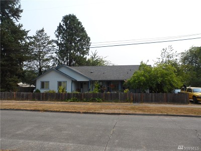 Chehalis Single Family Home For Sale: 648 NW Ohio Ave