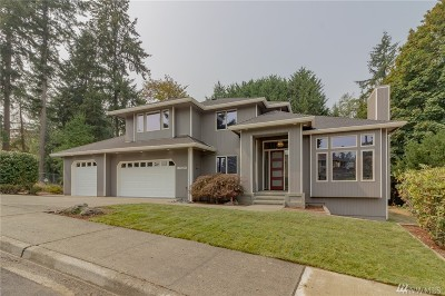 Renton Single Family Home For Sale: 18343 130th Ave SE