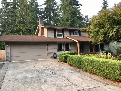 Puyallup Single Family Home For Sale: 11502 139th St Ct E