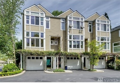 Kirkland Condo/Townhouse For Sale: 202 5th Place S