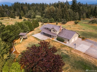 Bellingham Single Family Home For Sale: 1562 Huntley Rd