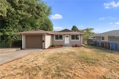 Single Family Home For Sale: 1408 S 45th St