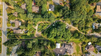Kenmore Residential Lots & Land For Sale: 148 84th Ave NE