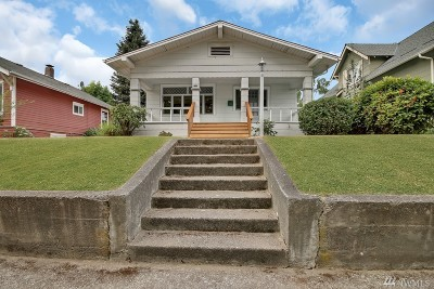 King County Single Family Home For Sale: 215 G St SE