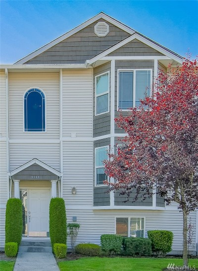Lacey Single Family Home For Sale: 3343 Bail St NE