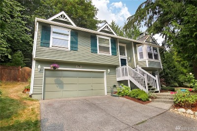 Redmond Single Family Home For Sale: 10619 184th Ave NE