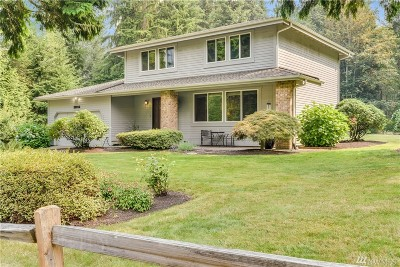 Woodinville Single Family Home For Sale: 22915 77th Ave SE