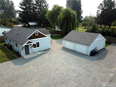 Sedro Woolley Single Family Home Sold: 206 Garden Of Eden Rd