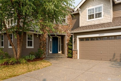 Bothell Single Family Home For Sale: 18507 38th Dr SE