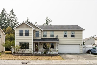 Oak Harbor WA Single Family Home For Sale: $349,900