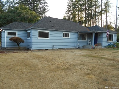 Shelton Single Family Home For Sale: 370 SE Old Arcadia Rd