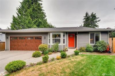 Everett Single Family Home For Sale: 10911 34th Ave SE
