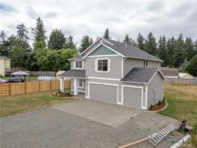Bonney Lake Single Family Home For Sale: 22623 South Prairie Rd E