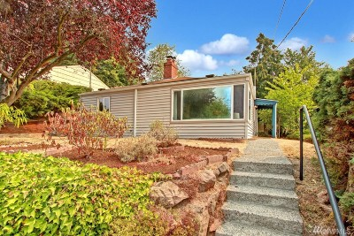 Seattle Single Family Home For Sale: 4422 1st Ave NW