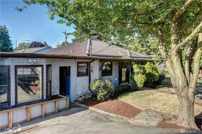 Burien Single Family Home For Sale: 1860 S 128th St