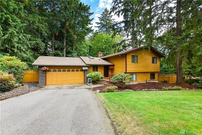 Edmonds Single Family Home For Sale: 4816 Picnic Point Rd